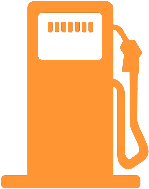 Refuel clipart svg stock Petrol Station Icon - Refuel Here Printable Sign Clipart ... svg stock