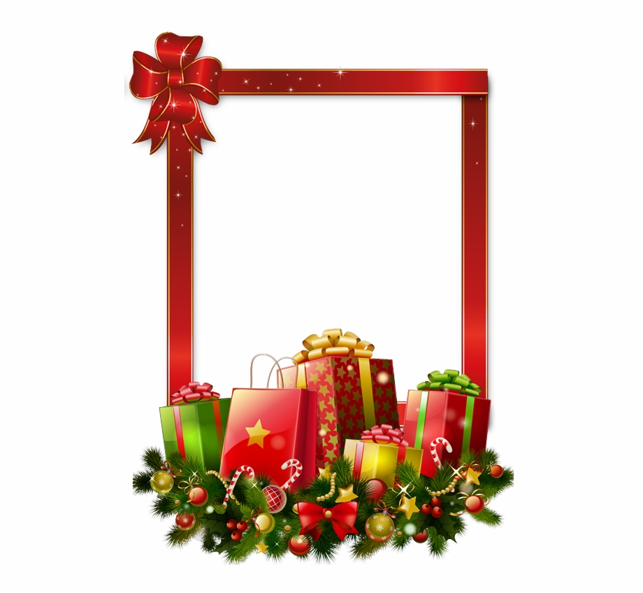 Marcos navidenos clipart gratis graphic transparent stock Regalos Navideños Png Photo, Noel Christmas, Christmas ... graphic transparent stock
