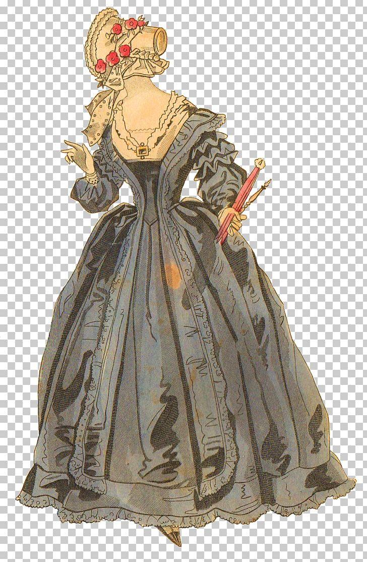 Victorian Era Regency Era Vintage Clothing PNG, Clipart ... clip