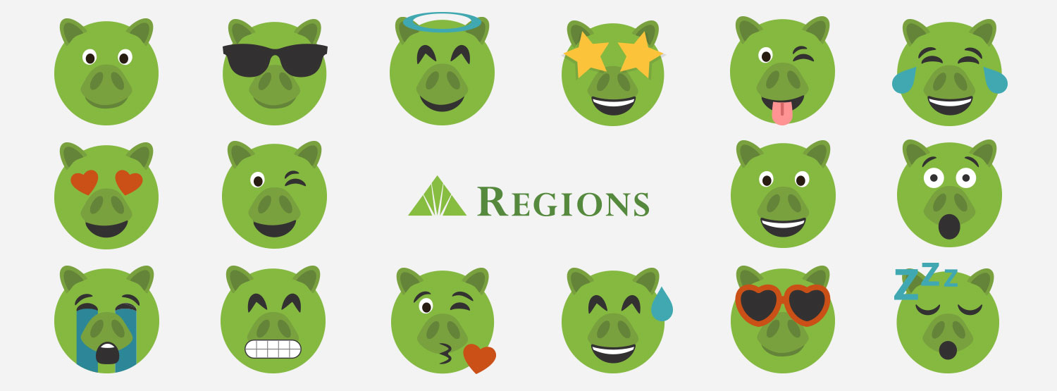 Regions bank logo clipart freeuse library Regions Bank - Main Street McDonough freeuse library