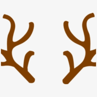 Transparent Reindeer Antlers Png #440960 - Free Cliparts on ... vector library stock