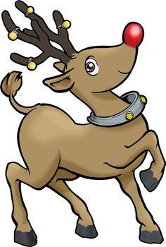 Reindeer clip art pictures vector black and white reindeer clip art   Cute Reindeer PNG Clipart   Rudolph ... vector black and white