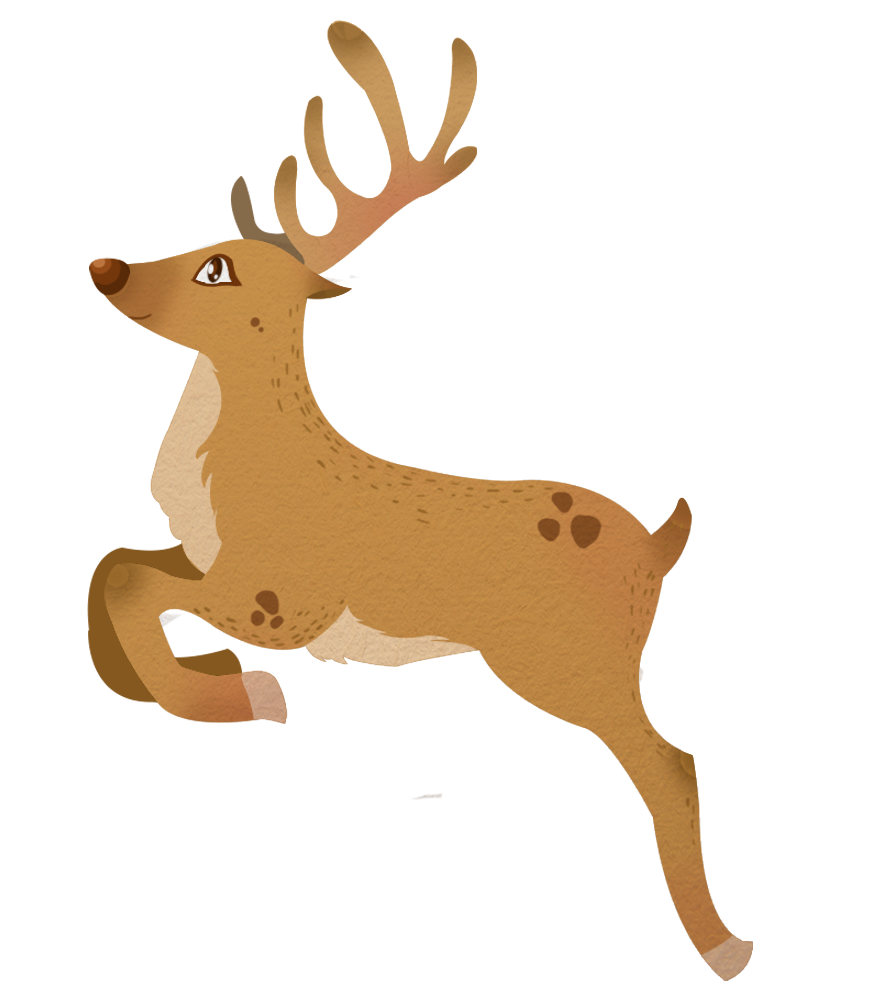 Christmas reindeer clipart free graphic transparent Free to Use & Public Domain Reindeer Clip Art graphic transparent