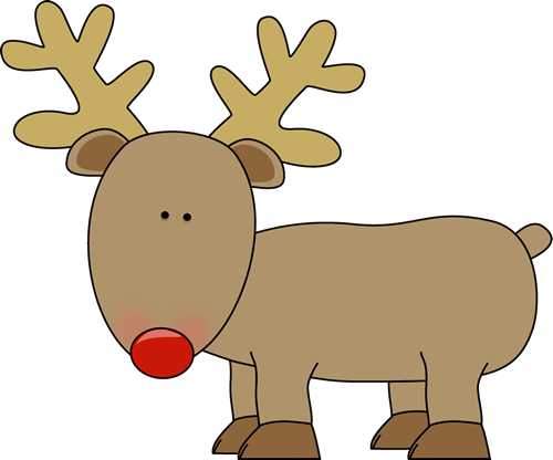 Reindeer clip art pictures svg library Printable Christmas Reindeer Clipart - Clipart Kid svg library