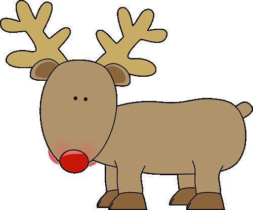 Reindeer clip art pictures