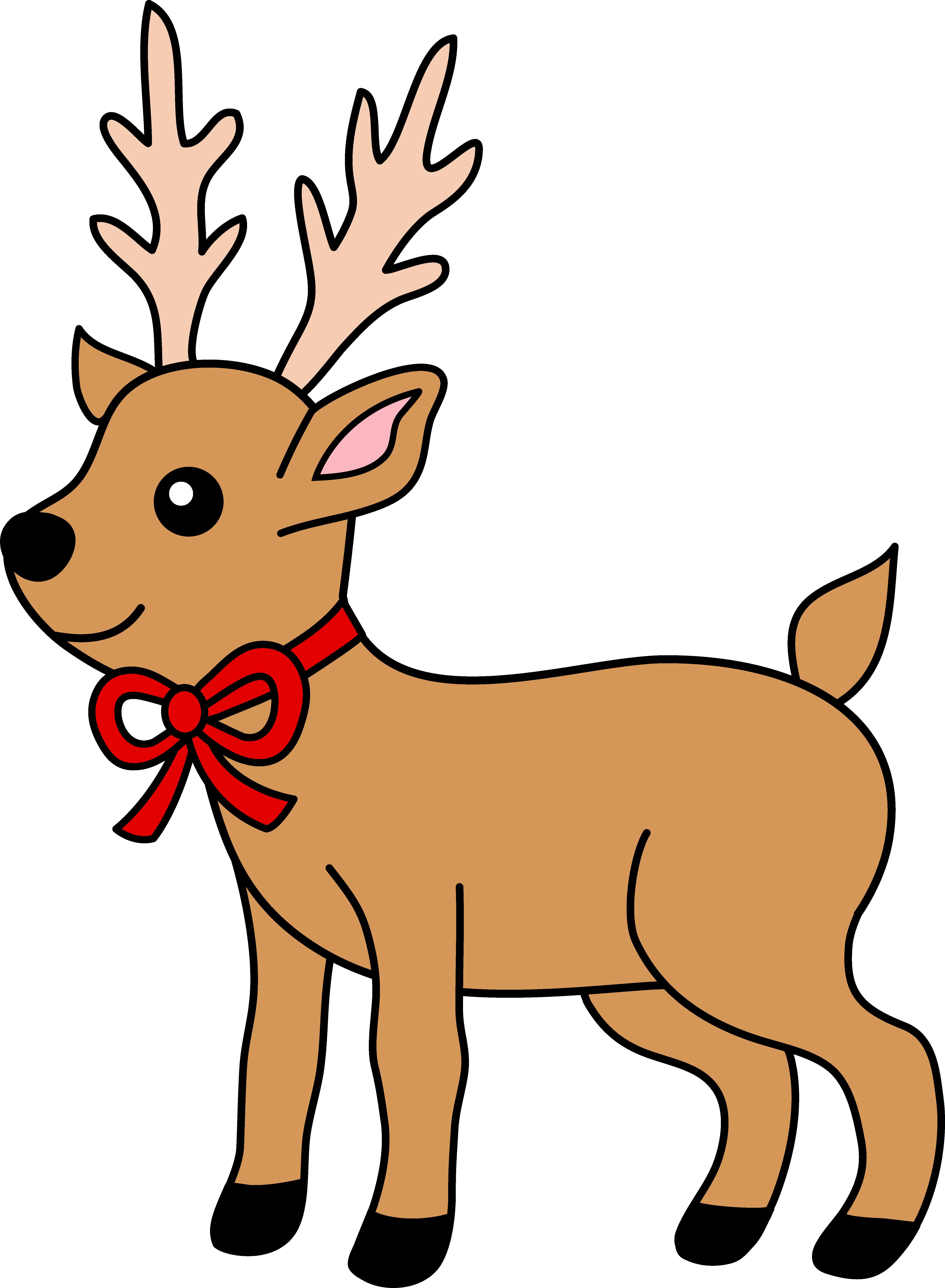 Reindeer clip art pictures picture Clip Art Reindeer & Clip Art Reindeer Clip Art Images - ClipartALL.com picture