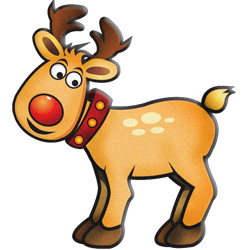 Reindeer clip art pictures black and white download Clip Art Reindeer & Clip Art Reindeer Clip Art Images - ClipartALL.com black and white download