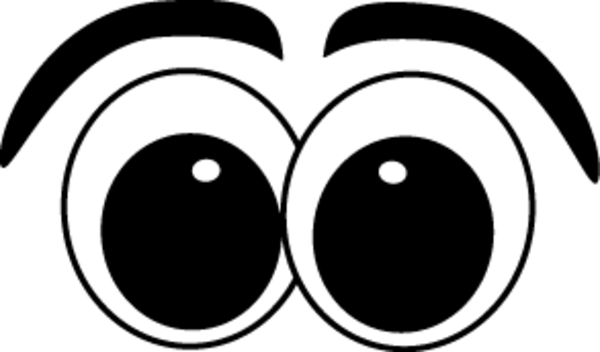 Free Reindeer Eyes Cliparts, Download Free Clip Art, Free ... clipart black and white
