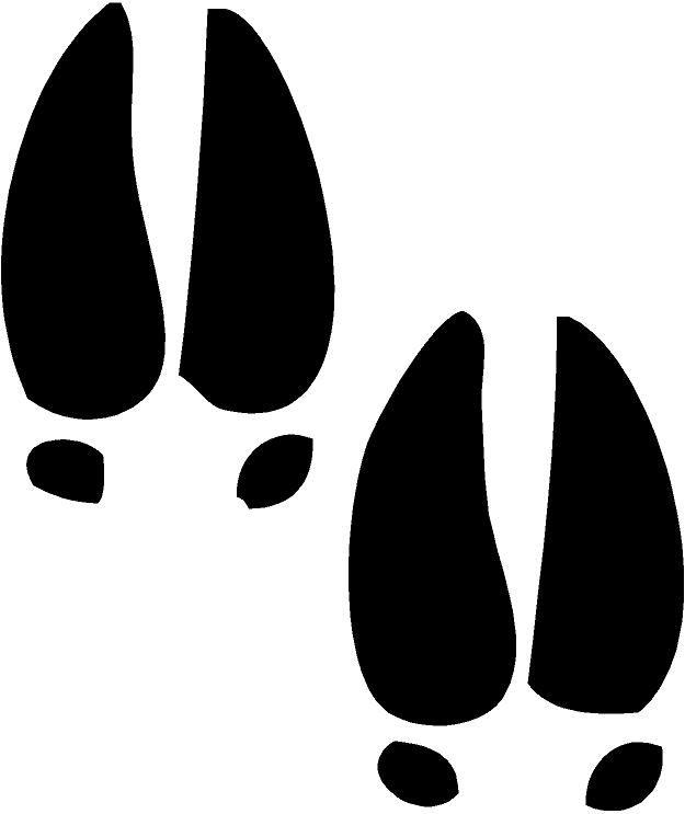 Reindeer footprints clipart clip art stock Free Footprints Clipart reindeer, Download Free Clip Art on ... clip art stock