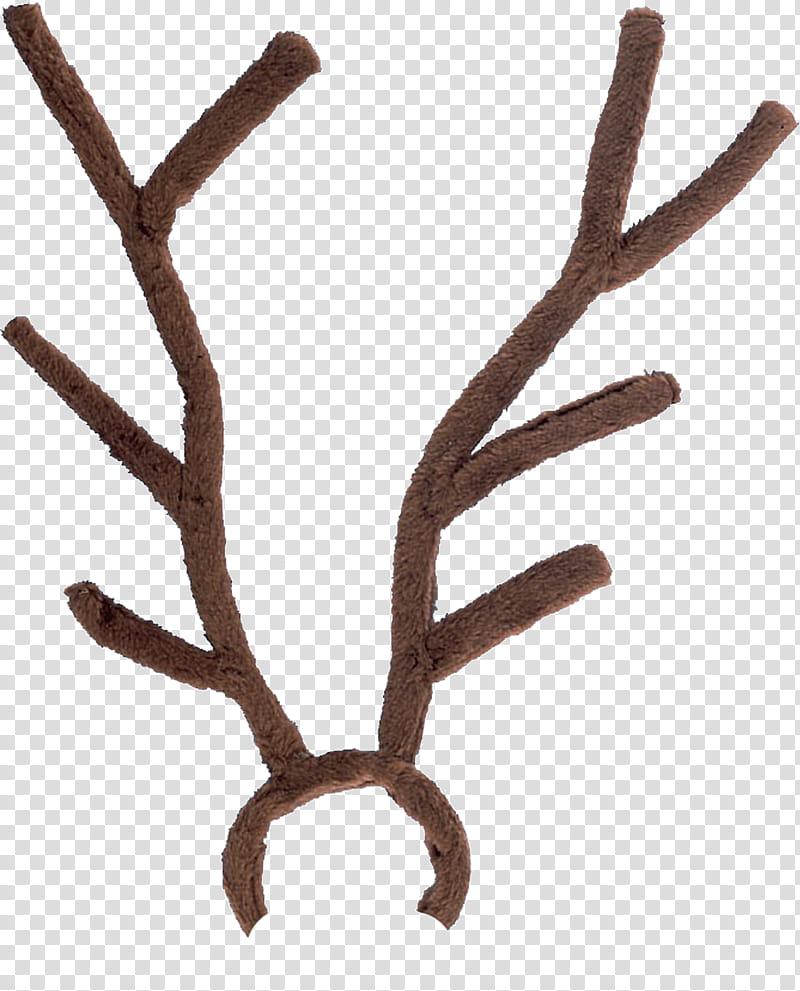 Reindeer hat clipart banner library download Santa Hats and Reindeer Antlers s, brown transparent ... banner library download