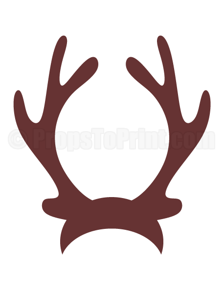 Reindeer hat clipart clip library stock Reindeer Antlers PNG Transparent Reindeer Antlers.PNG Images ... clip library stock