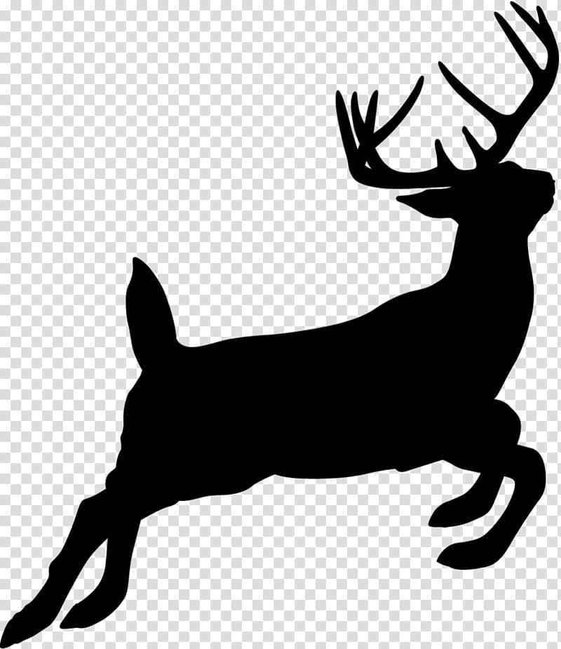 Reindeer tail clipart royalty free Reindeer Silhouette White-tailed deer Hunting, Reindeer ... royalty free