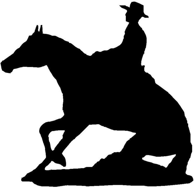 Reining horse silhouette clipart svg black and white download Reining Horse Silhouette - Cliparts.co svg black and white download