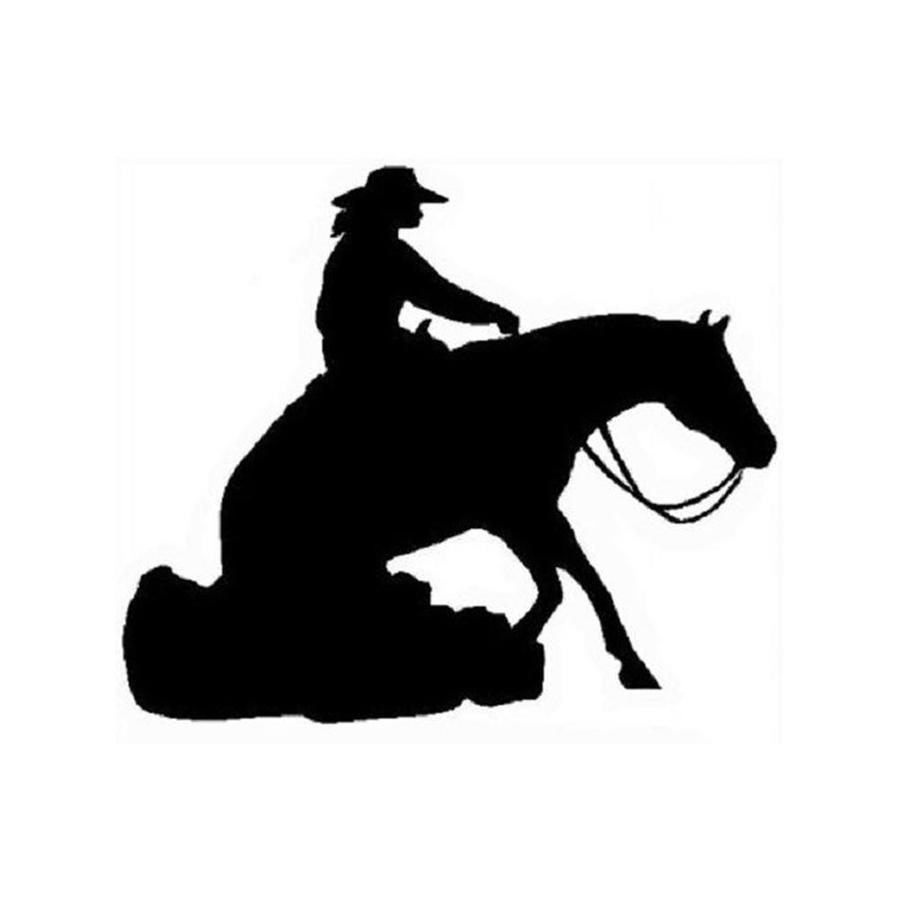 Reining horse silhouette clipart picture free download Download reining clipart Reining American Quarter Horse Clip ... picture free download