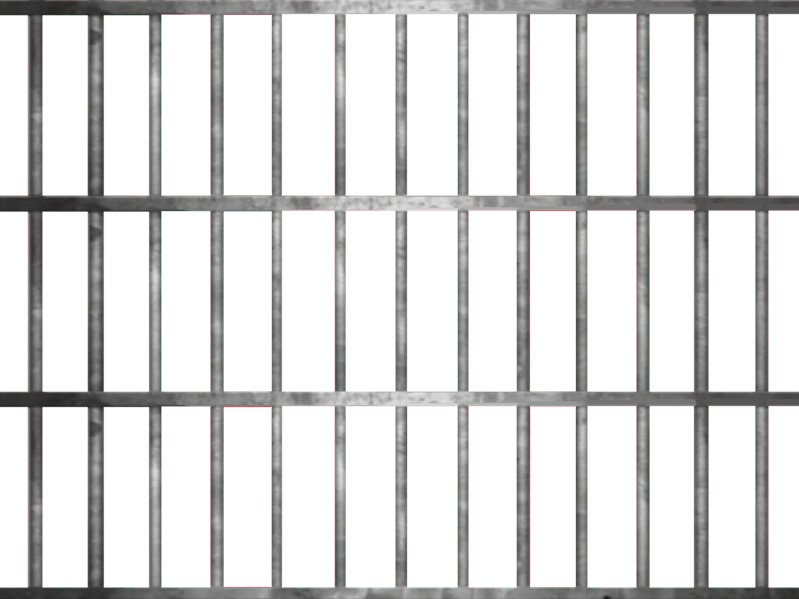 Rejas clipart png black and white library rejas carcel grills grill jail bad preso prisioner vall... png black and white library