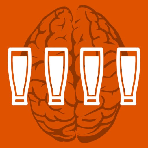 Relaxing drinking a beer in the yard clipart vector stock Two Psychologists Four Beers (@fourbeerspod) | Twitter vector stock
