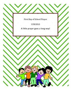 Religious back to school clipart library First Day of School Prayer | Religious Ed. | School prayer ... library
