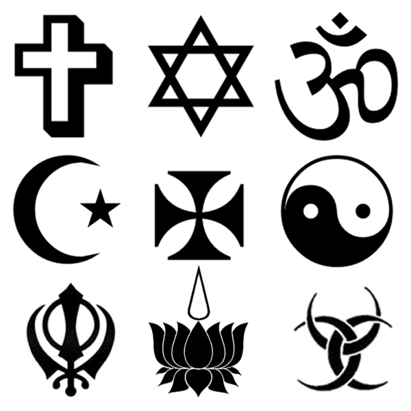 Religious christmas clipart black and white png free library Religious Black And White Clipart png free library