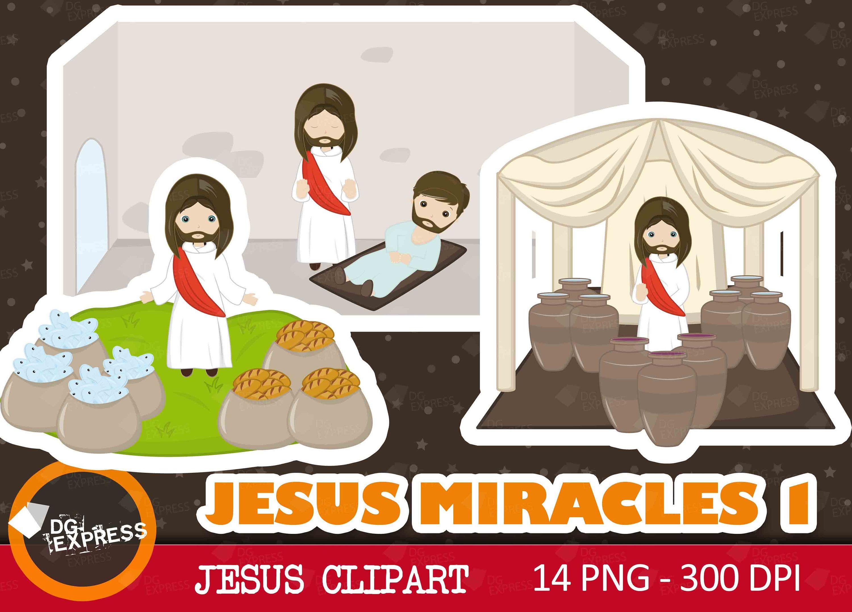 Jesus Clipart : \