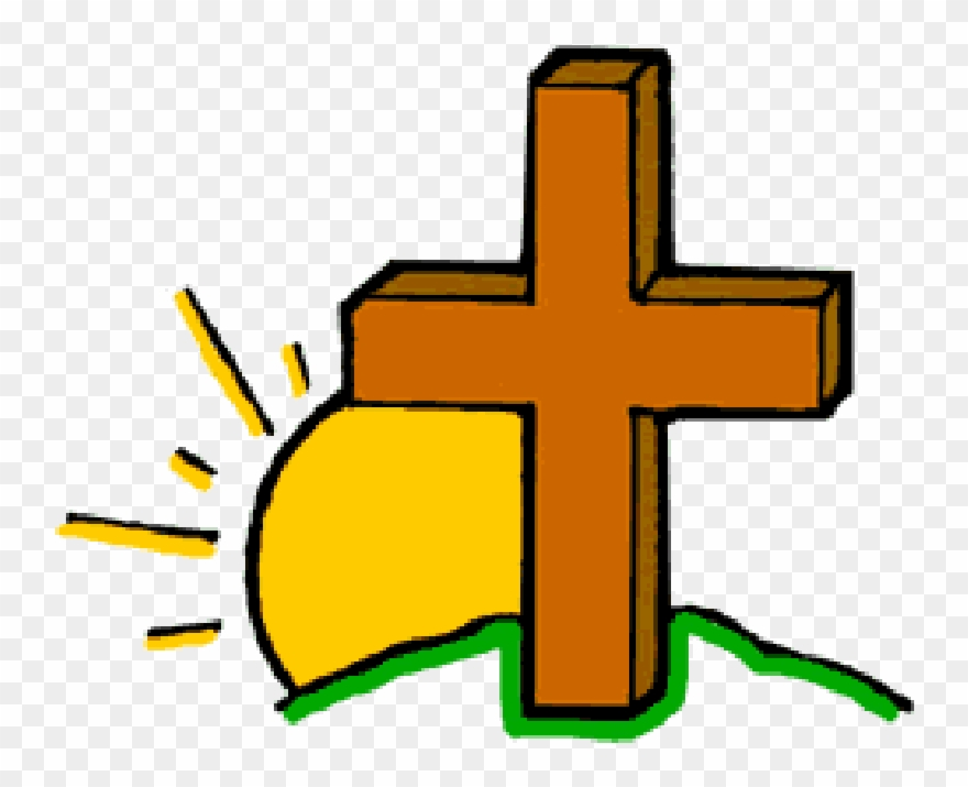 Cross Easter Clipart - Christian Clipart - Png Download ... clip art free library