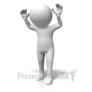 Figure Passing The Torch - Presentation Clipart - Great ... jpg freeuse