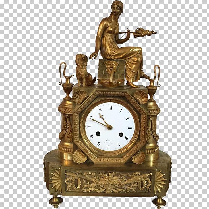 Reloj antiguo clipart banner royalty free stock Repisa reloj antiguo ormolu francia, reloj PNG Clipart ... banner royalty free stock