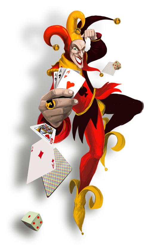 Remi clipart vector stock Joker Mpsc   Free Images at Clker.com - vector clip art ... vector stock