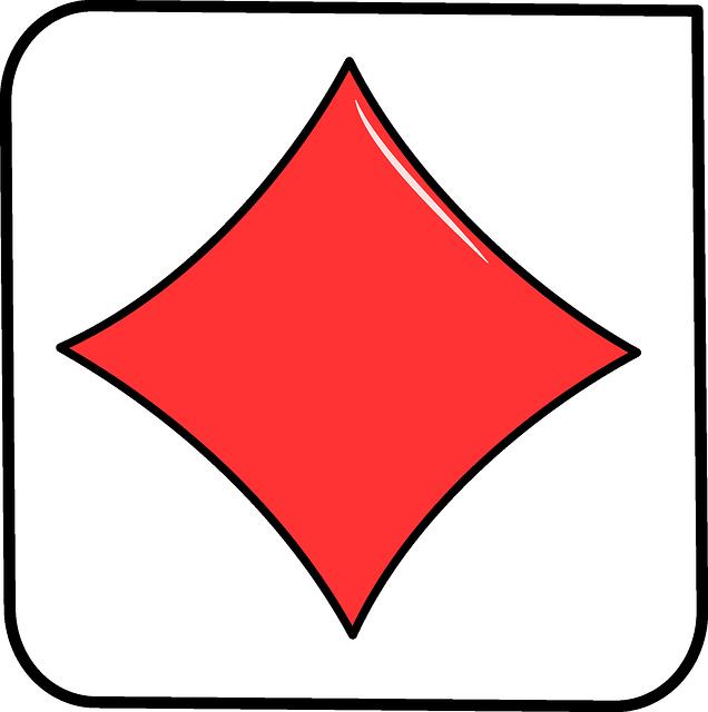 Remi clipart clipart black and white Clipart resolution 636*640 - kartu remi diamond clipart ... clipart black and white
