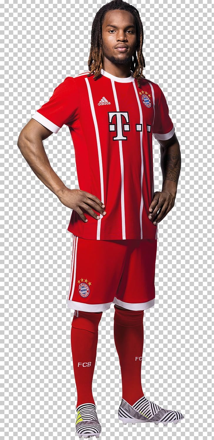 Renato Sanches FC Bayern Munich Jersey Football Game PNG ... png library download