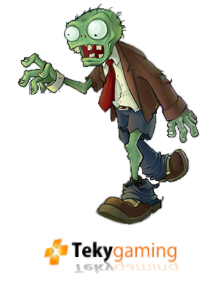 Render clipart picture freeuse library clipart free zombie faces   Plants Vs Zombies - Render 1 by ... picture freeuse library