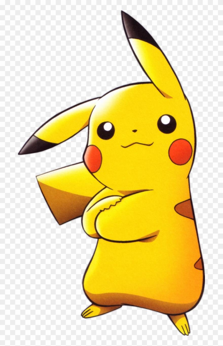 Renders clipart jpg transparent Pikachu Render Clipart (#47267) - PinClipart jpg transparent