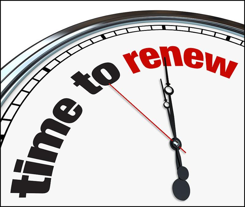 Free Renewal Cliparts Important, Download Free Clip Art ... png black and white