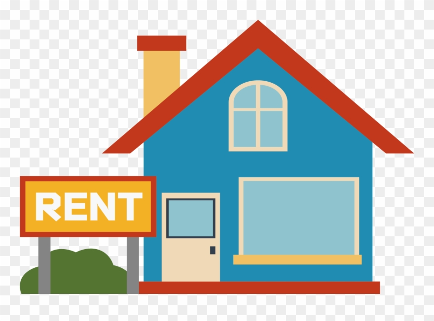 House Renting U Fau Dfu F Home Clipart (#2279624) - PinClipart png black and white library