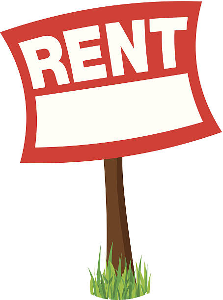 Royalty Free Space For Rent Sign Clip Art, #248337 ... jpg black and white