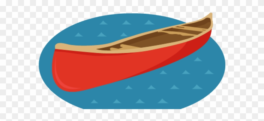 Rentalcanoe clipart black and white library Transparent Background Canoe Clipart - Png Download (#539759 ... black and white library