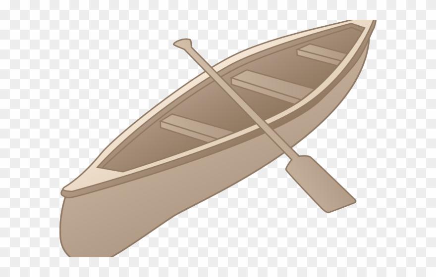 Rentalcanoe clipart picture black and white stock Kayak Clipart Skiff - Canoes Cartoon - Png Download ... picture black and white stock