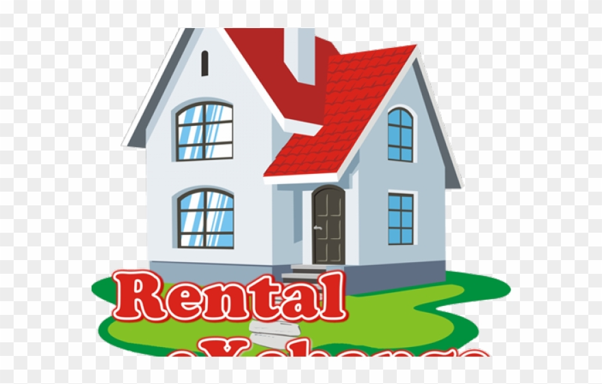 Rent Clipart Rental Property - House For Rent Clipart - Png ... banner freeuse stock