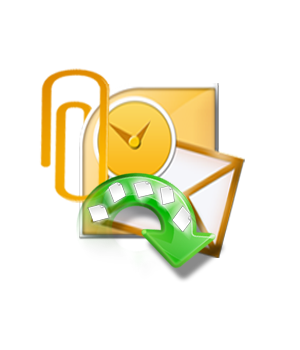 Regain Emails from Damaged PST File clipart free download