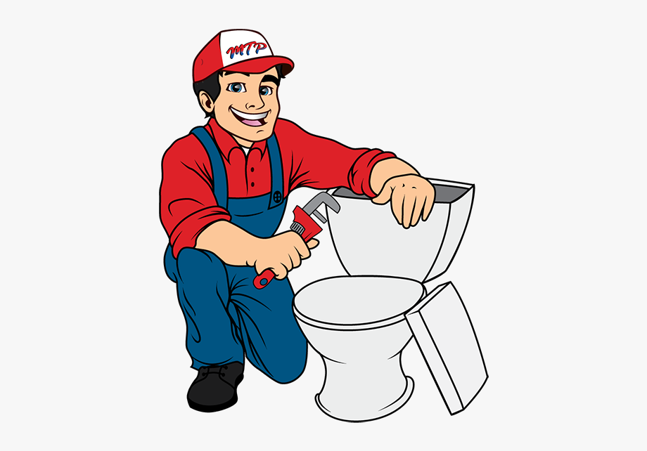 Repairs clipart picture freeuse library Plumbing Repair & Servicing - Fixing Toilet Clipart #505324 ... picture freeuse library
