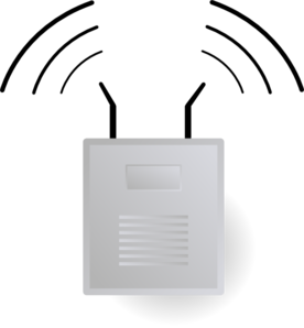 Access Point Device Clip Art at Clker.com - vector clip art ... jpg library stock