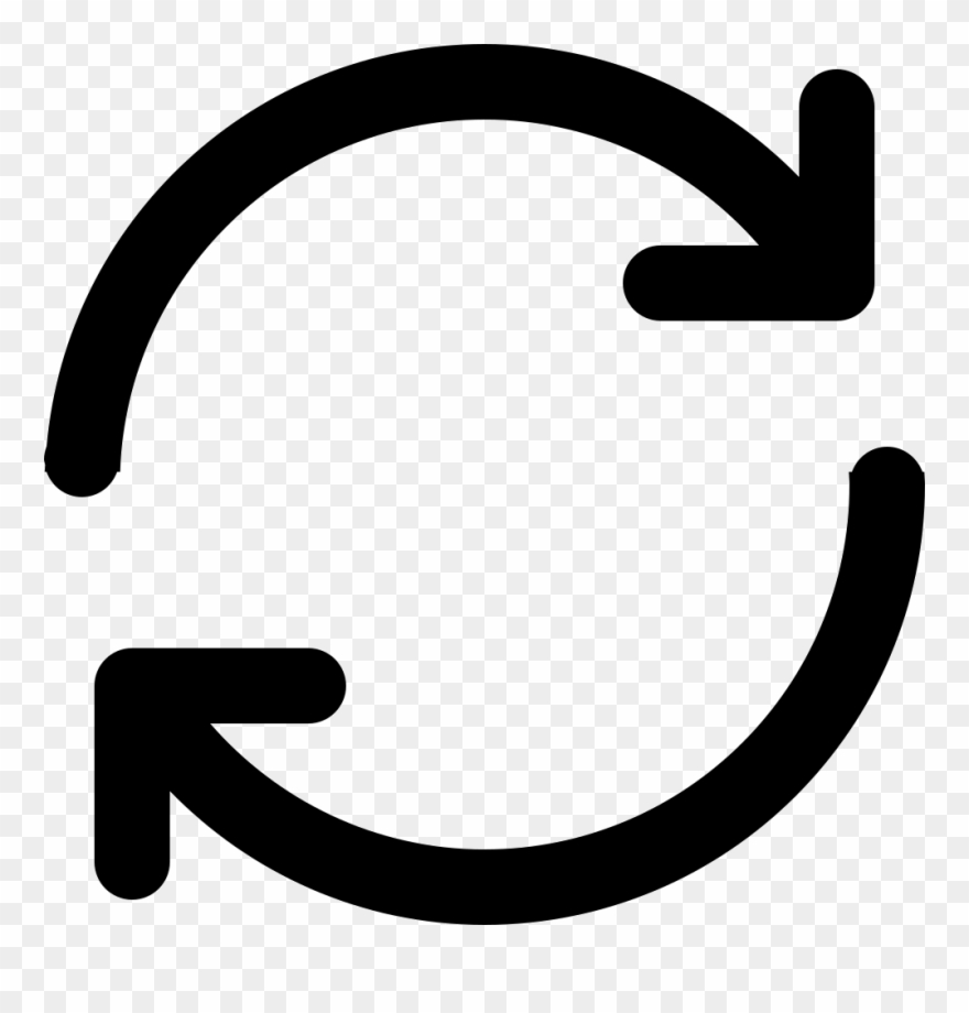 Replace clipart royalty free library Replace Comments - Arrow Going In A Circle Clipart (#3190562 ... royalty free library