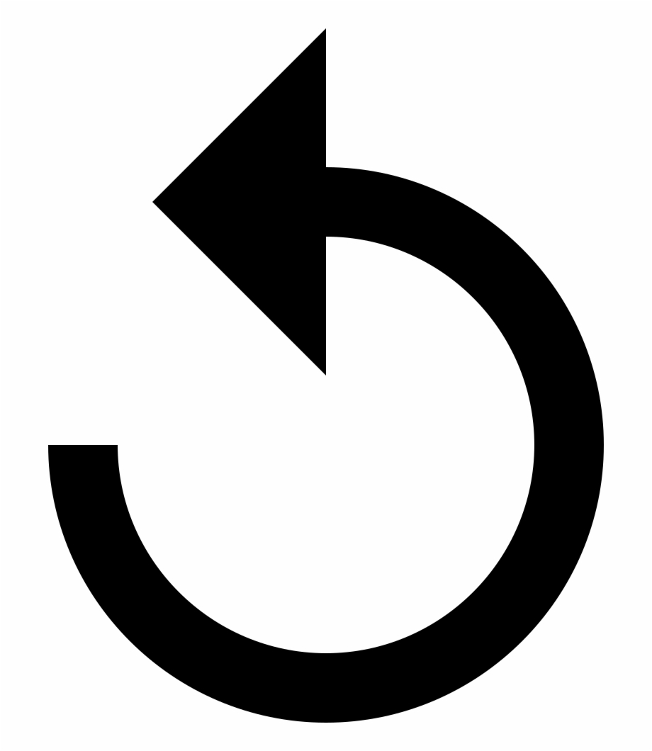 Png File - Replay Symbol Png Free PNG Images & Clipart ... graphic black and white download