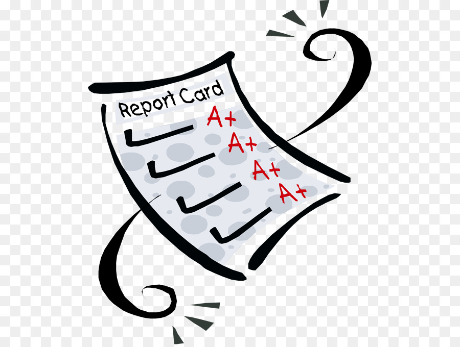 Report card clipart black and white clipart download School Black And White png download - 555*675 - Free ... clipart download
