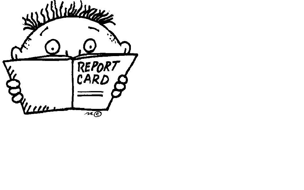 Report card clipart black and white clipart free stock Free Images Of Report Cards, Download Free Clip Art, Free ... clipart free stock