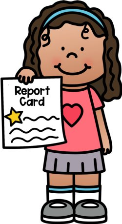 Report cards clipart picture freeuse library Report Cards Sent Home | Studebaker Elementary picture freeuse library