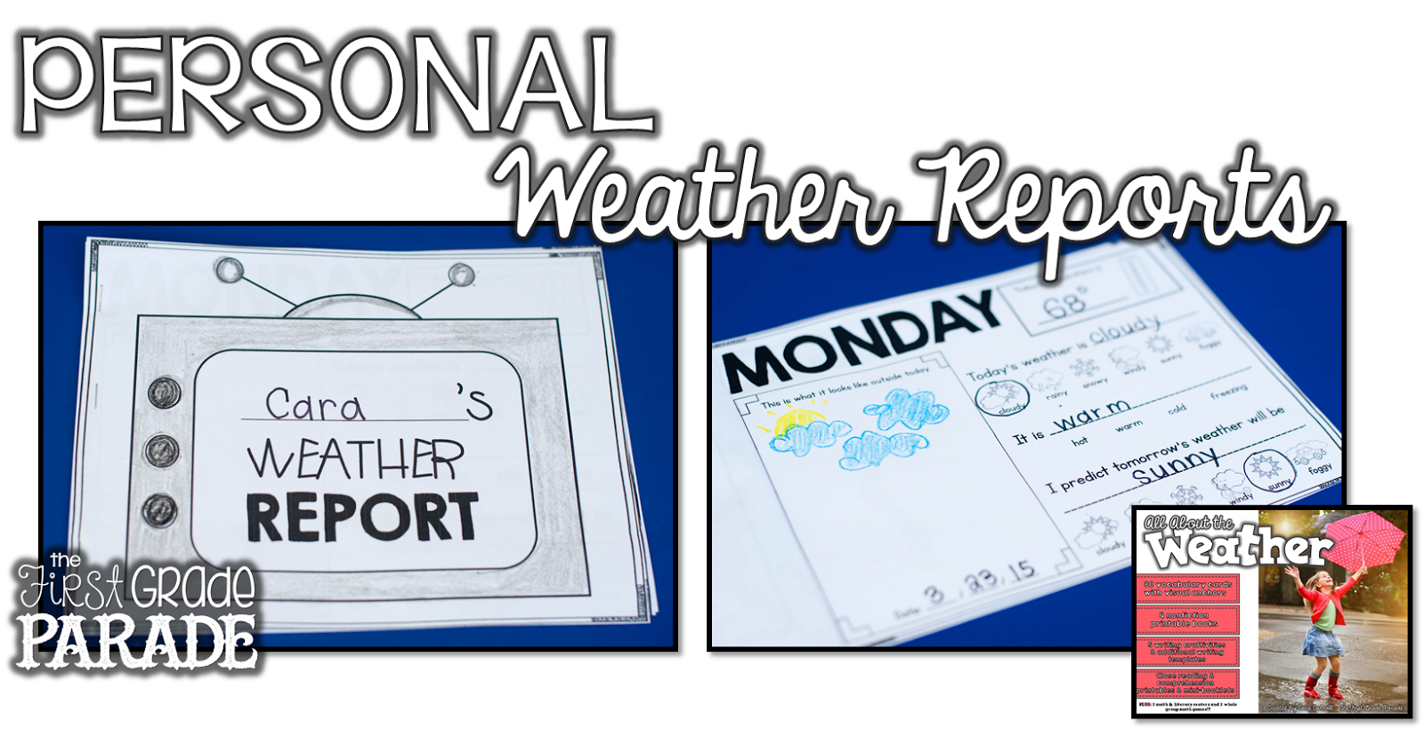 Report grades gold star clipart image library All About the Weather! (Activities, Ideas, & Freebies!) - The First ... image library