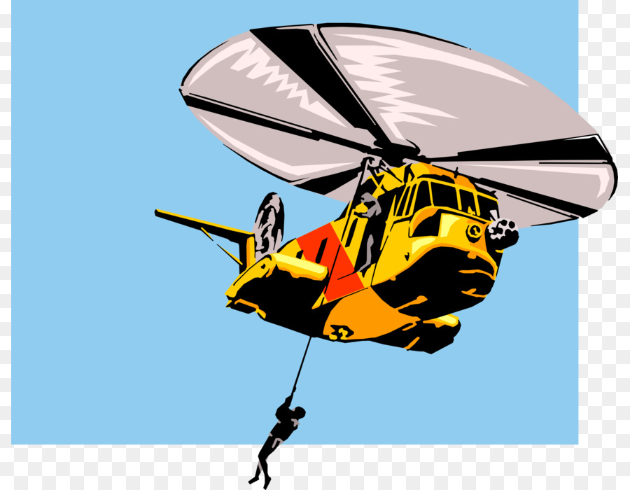 Rescue helicopter clipart clip art black and white download Travel Fly clipart - Helicopter, Yellow, Cartoon ... clip art black and white download