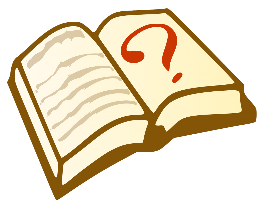 Research book clipart svg 9 Great Ways to Encourage Students to Ask Questions - Fusion Yearbooks svg