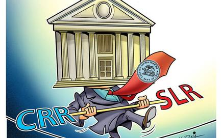 Reserve requirement clipart freeuse CRR and SLR in Indian banking - The Hindu BusinessLine freeuse
