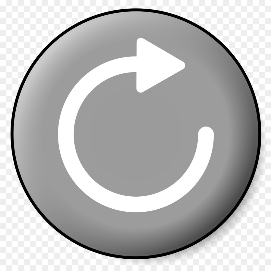 Reset icon clipart image freeuse library Circle Background png download - 1000*995 - Free Transparent ... image freeuse library